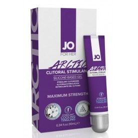 Возбуждающий гель с охлаждающим эффектом JO CLITORAL ARCTIC - 10 мл.